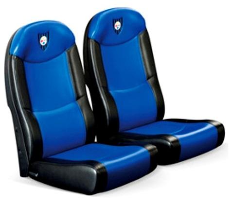 Кресла для запасных играков.