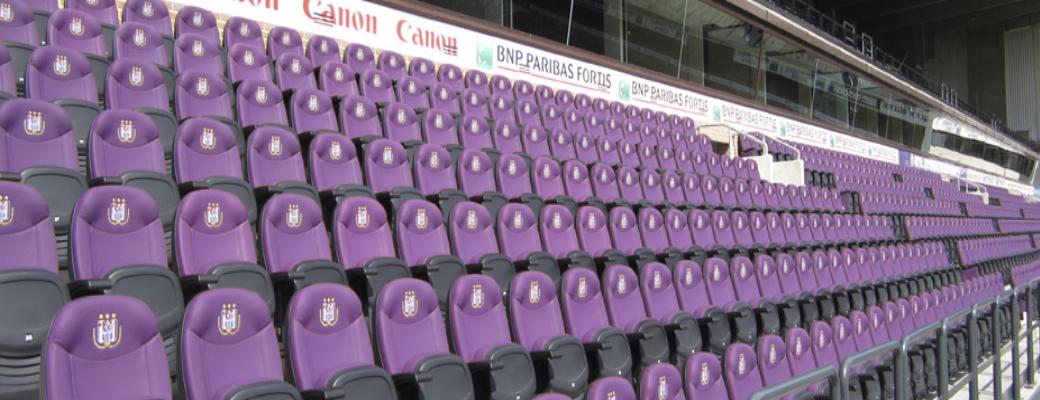 Сидения для стадионов